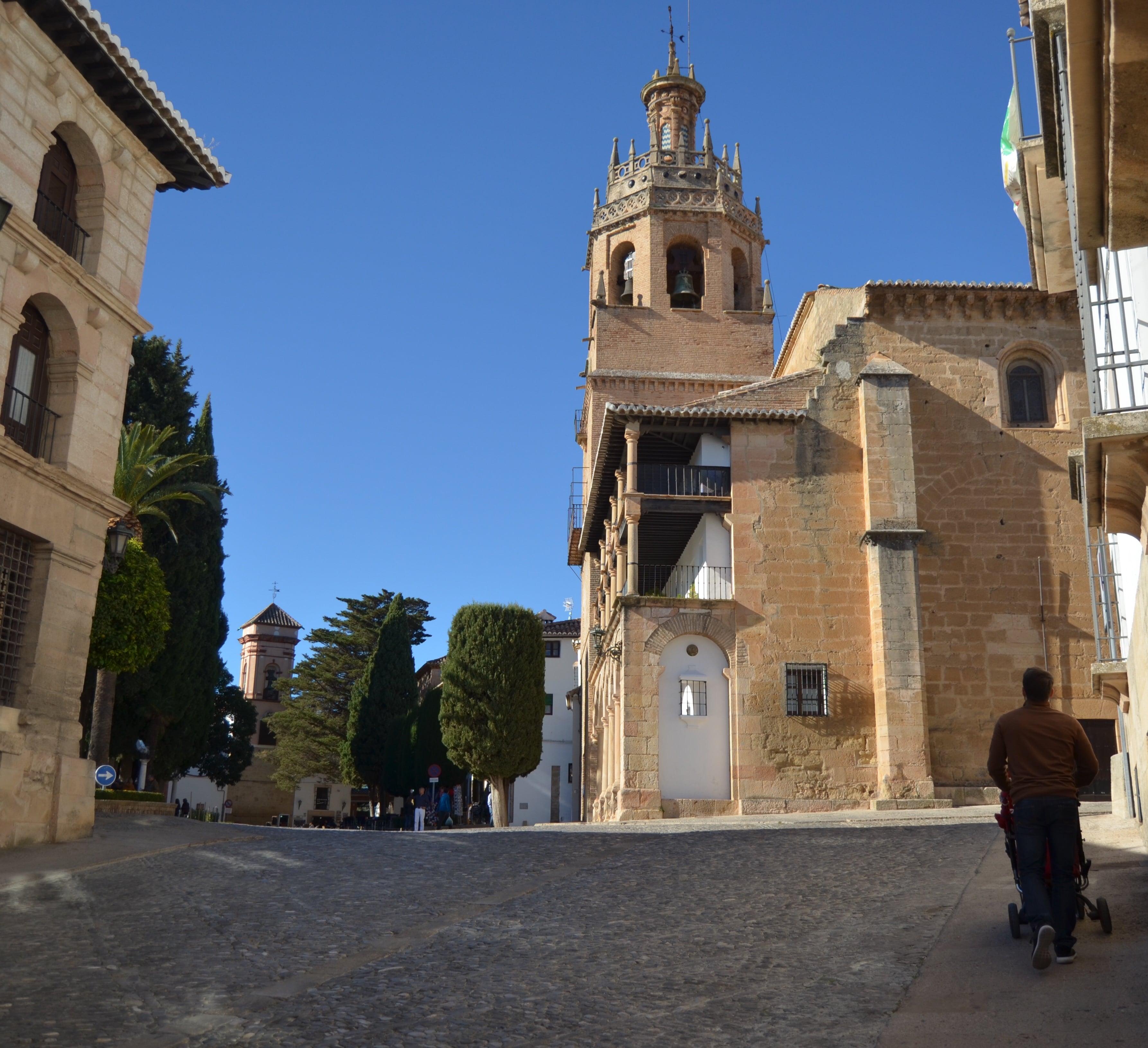convento clarisas e iglesia de ronda