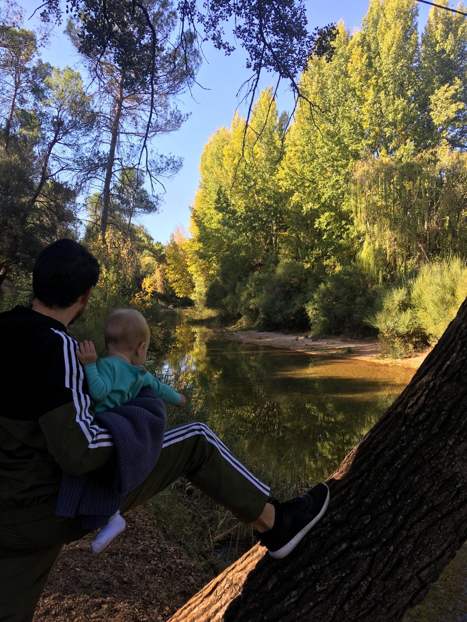 paseos matutinos en coto ríos