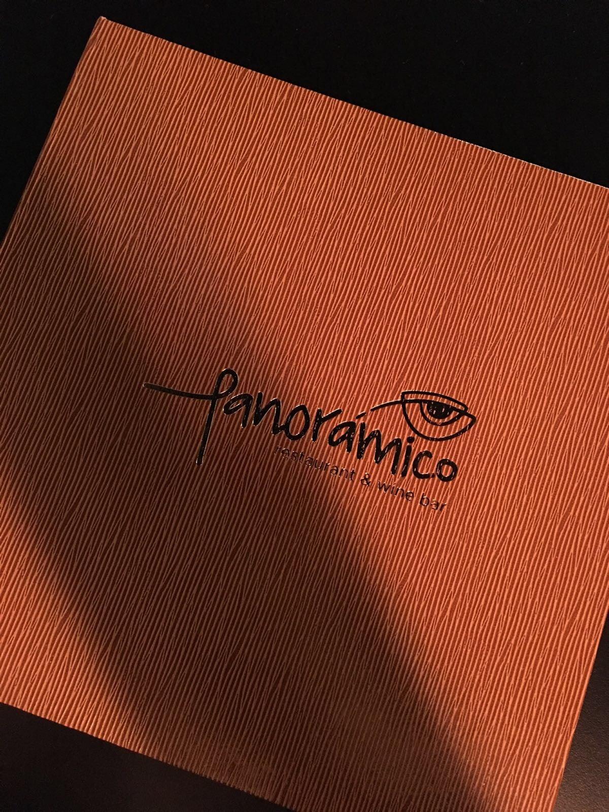 restaurante panoramico de ronda, gastronomía
