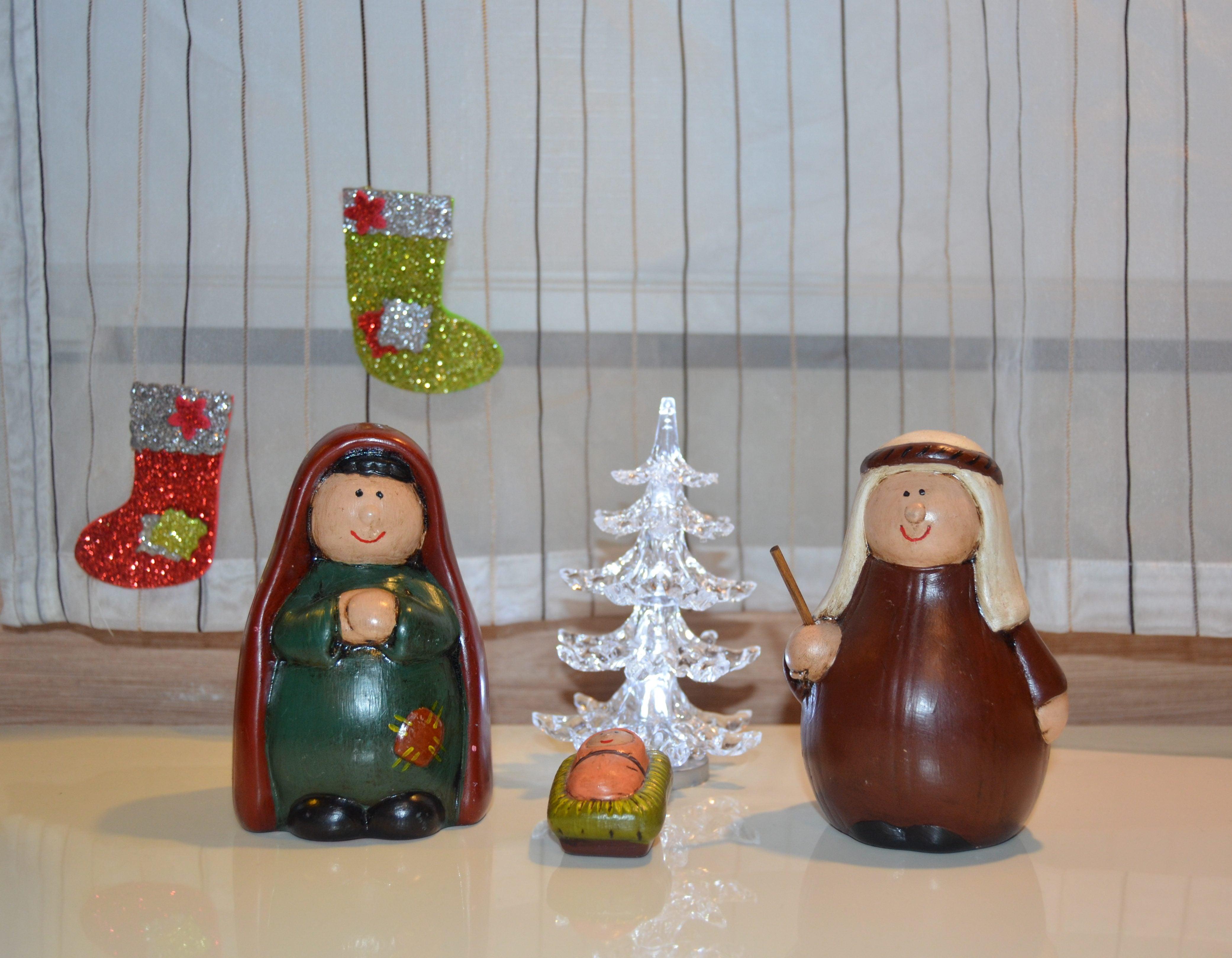 decoracion navideña autocaravana