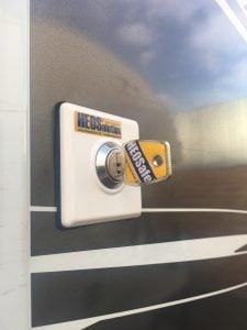 Cerraduras de seguridad autocaravana