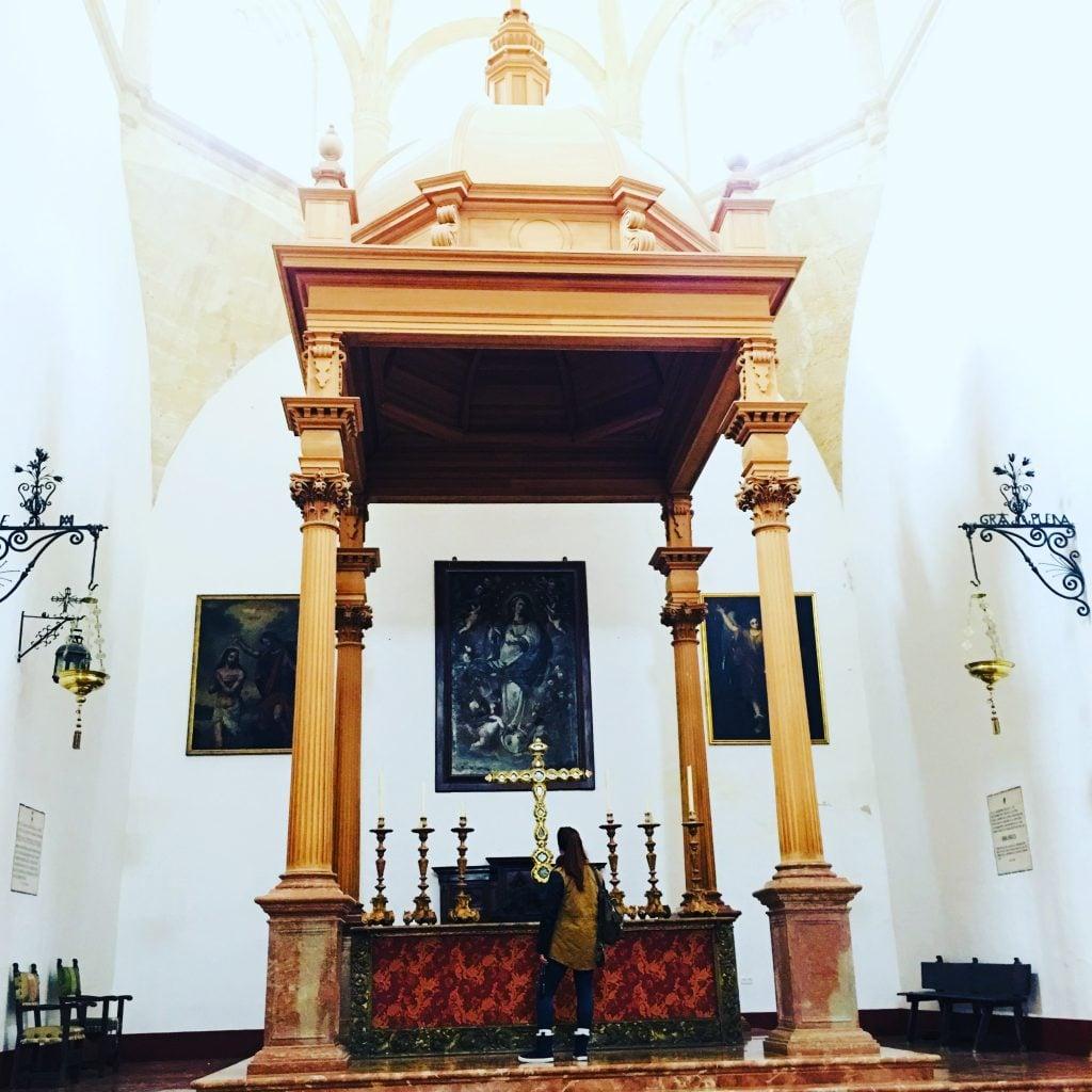 real colegiata Antequera