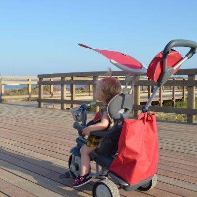 Triciclo para bebés y niños