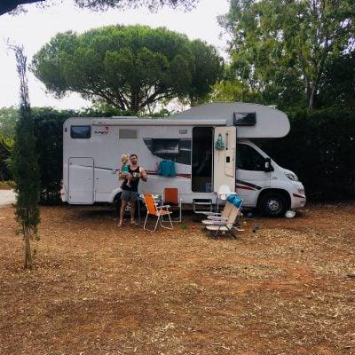 De camping en Conil