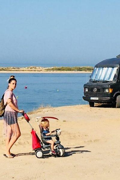 Huelva en autocaravana