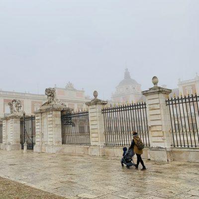 Madrid y Aranjuez en autocaravana