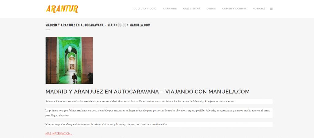 turismo-aranjuez.com