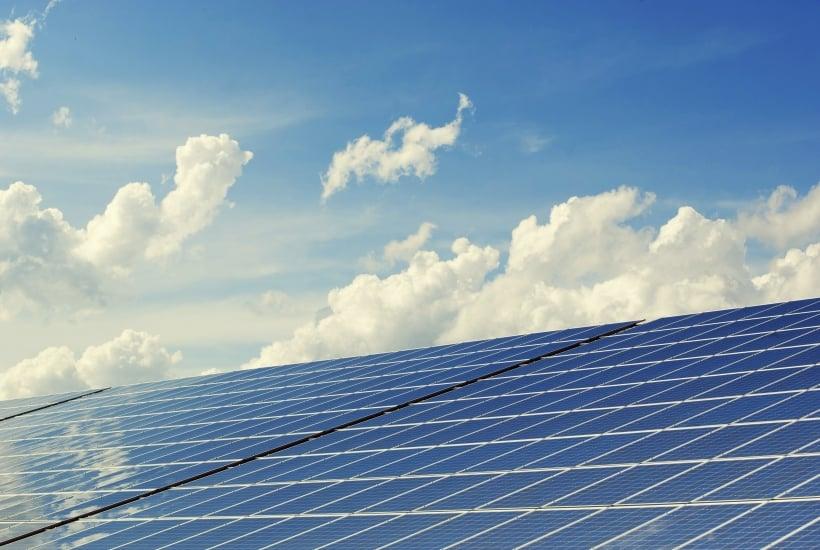 Placa solar autocaravana