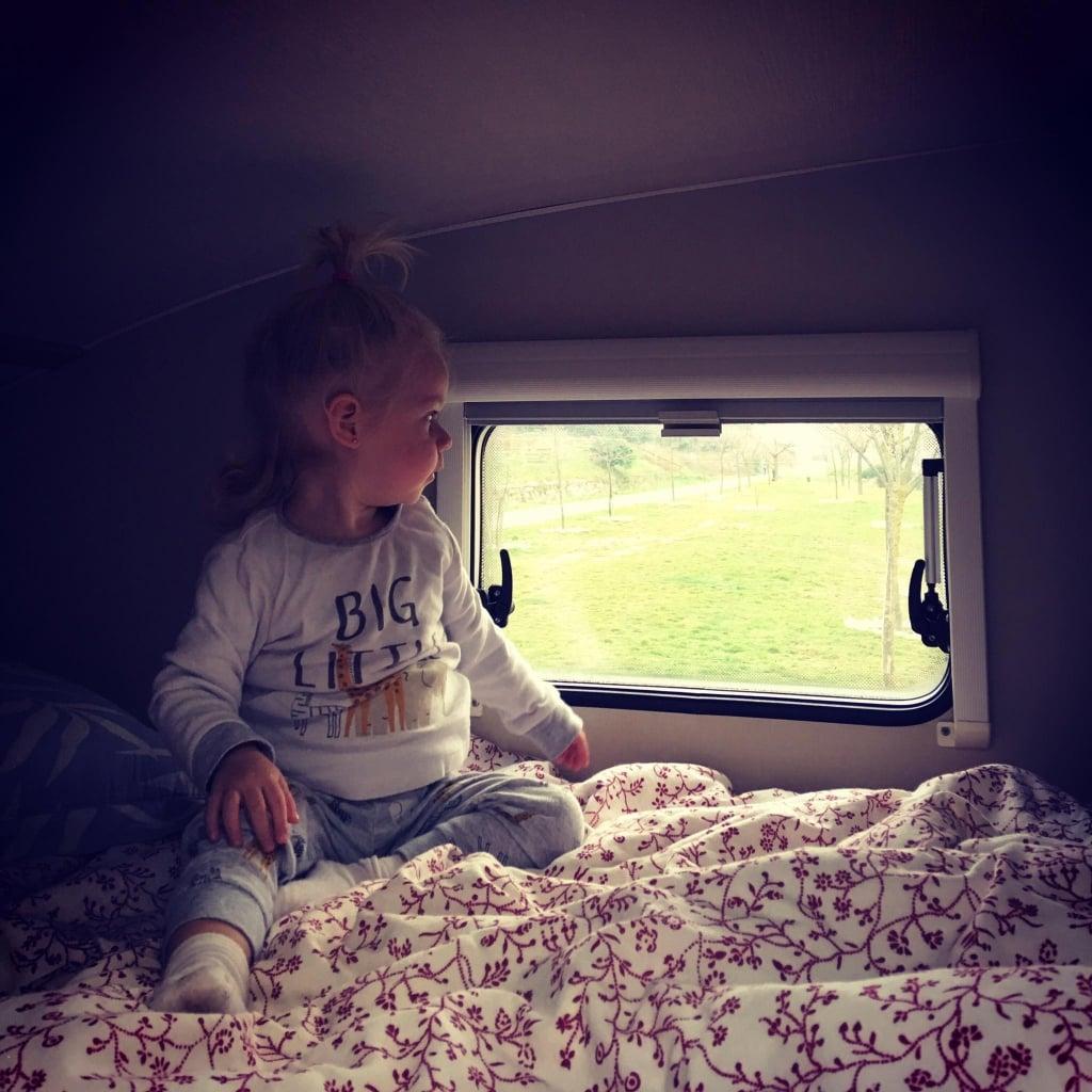 dormir en autocaravana