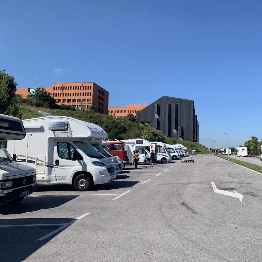 Cantabria en autocaravana
