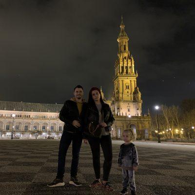 Escapada a Sevilla en autocaravana