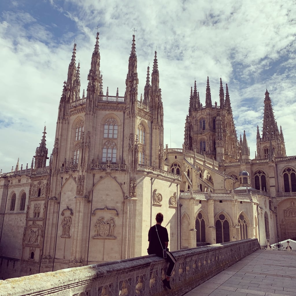 Burgos en autocaravana