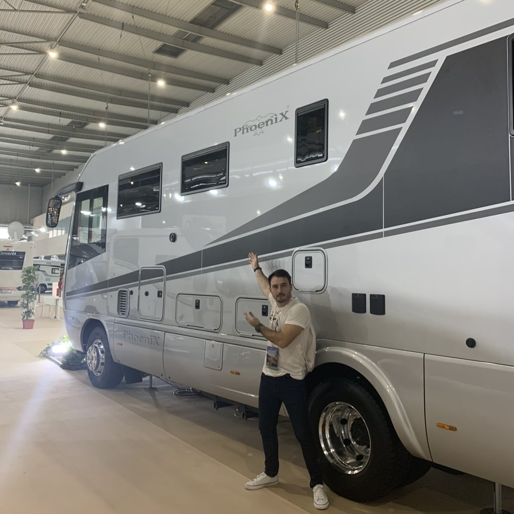 salon internacional caravaning