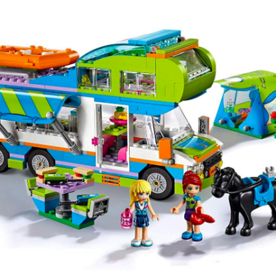 Autocaravanas para niños