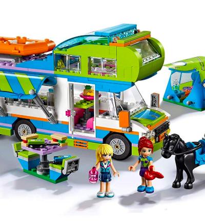 autocaravana para niños