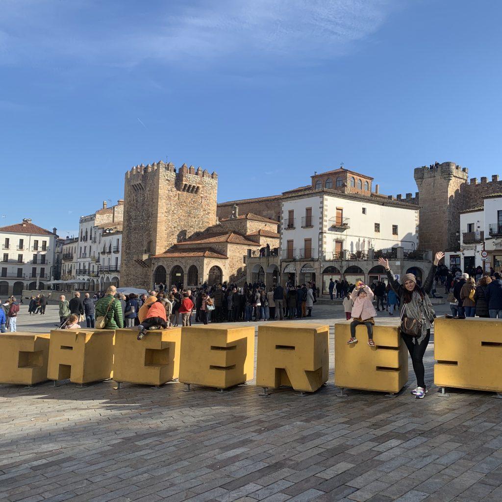 Cáceres y Mérida en autocaravana