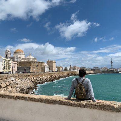Cádiz en autocaravana