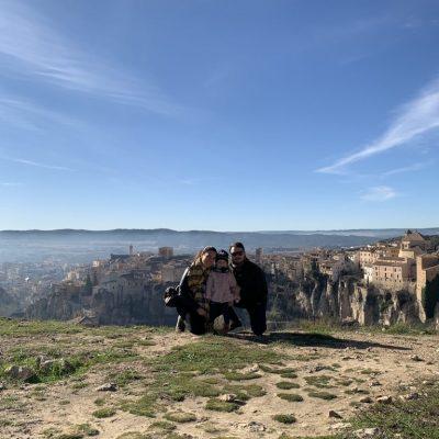 Cuenca en autocaravana
