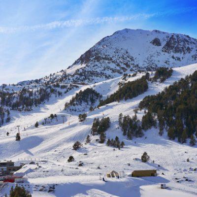 Grandvalira, plan familiar en la nieve.
