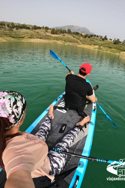 bluefin Paddle Surf sup autocaravana