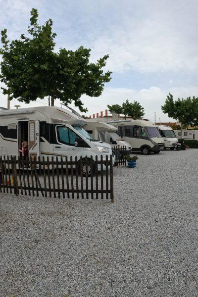 Áreas de Pernocta y Estacionamiento para Autocaravanas de Andalucía
