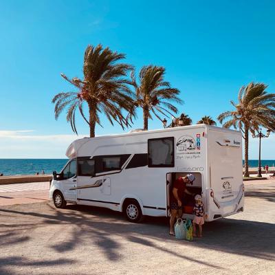 Alquiler de autocaravana en Málaga