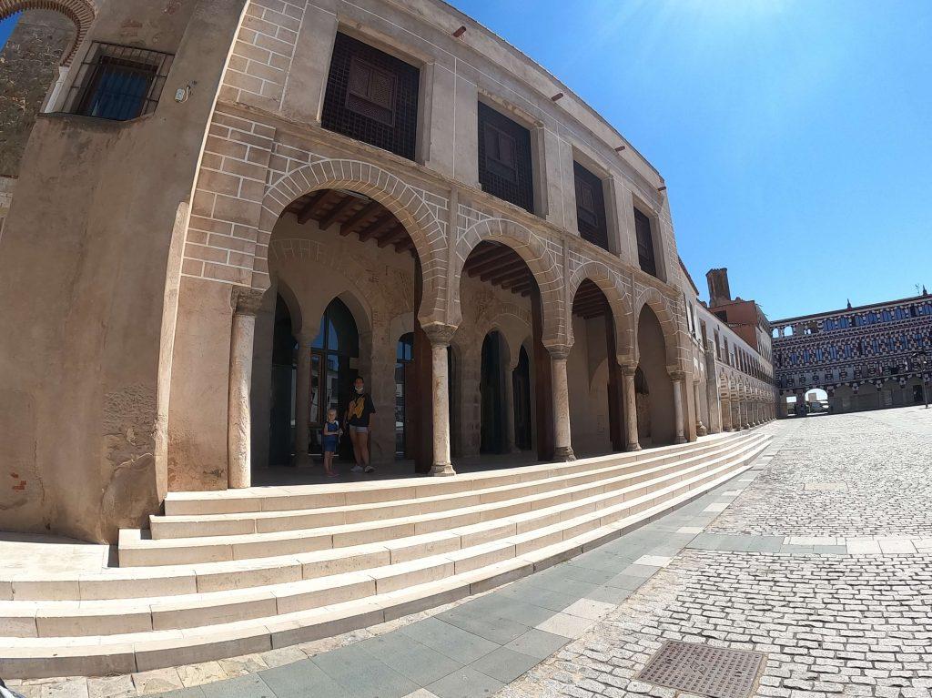 Badajoz en autocaravana