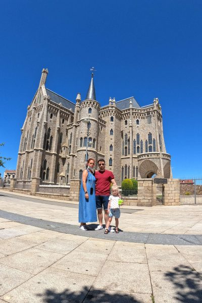 Astorga en autocaravana