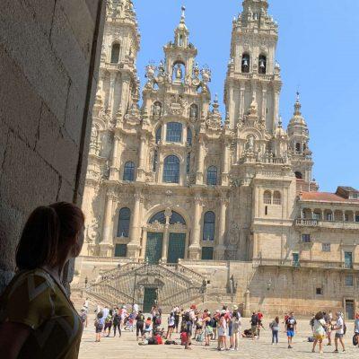 Santiago de Compostela en autocaravana